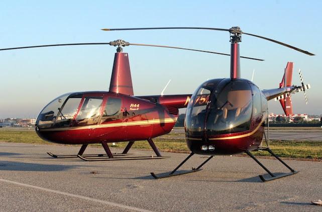Аренда частного вертолета
