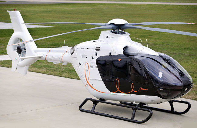 Аренда вертолета с пилотом